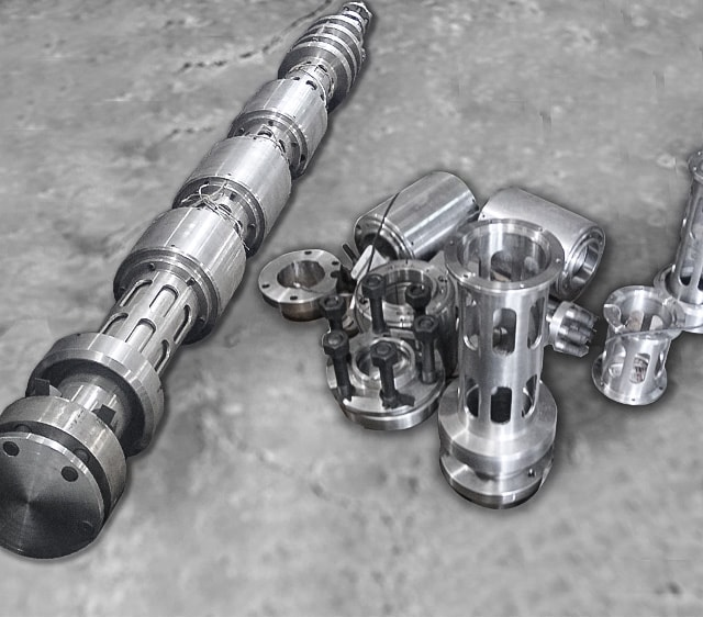 Machining and Assembly Services