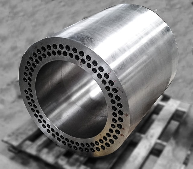 Holes on PCD Deep Hole Drilling