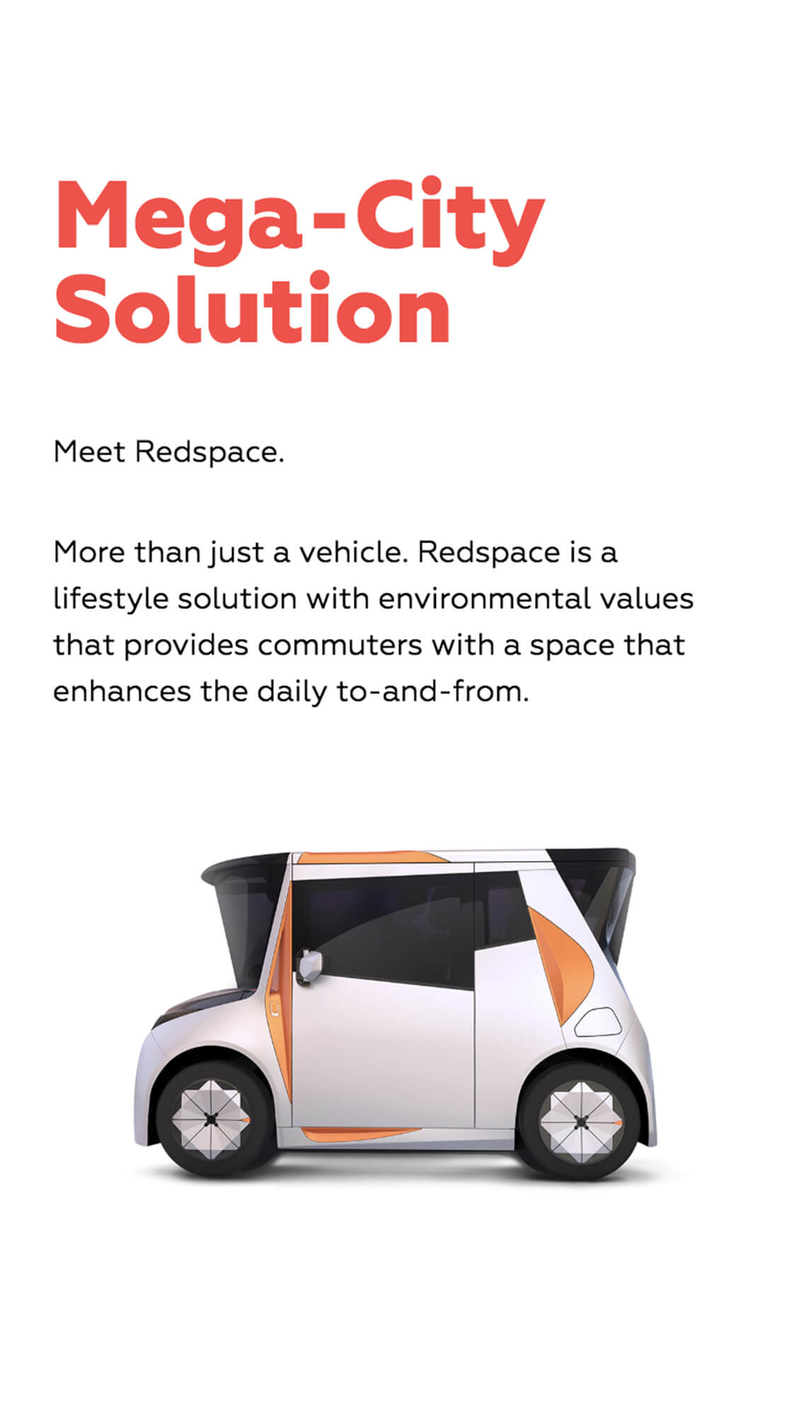 Redspace Mobile Design