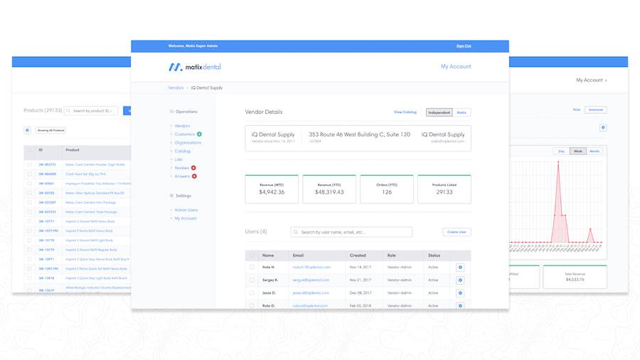 custom web application data reports