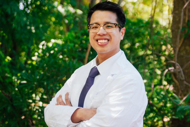Tom Nguyen at Willow Creek Smiles