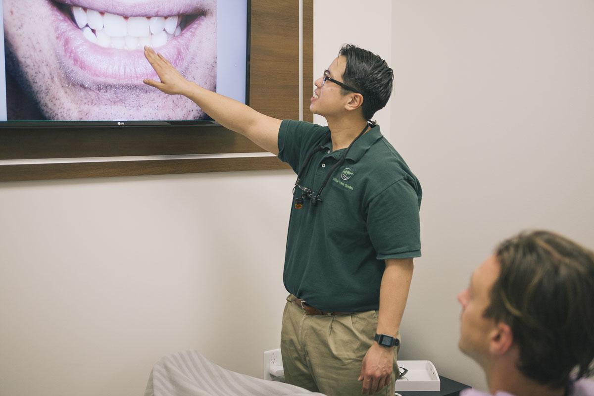 Dr. Nyugen at Willow Creek Smiles