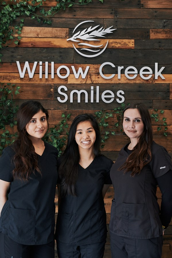 Team at Willow Creek Smiles