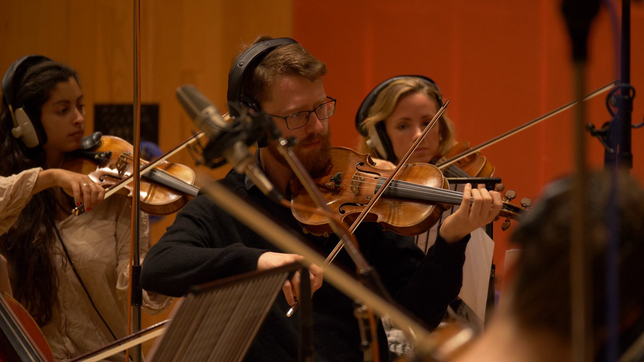 Angel Strings Vol 1 - Experimental Orchestral Strings Sample