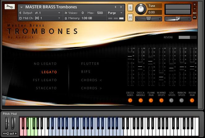 MASTER TROMBONES - The Ultimate Sonically Flexible Trombone