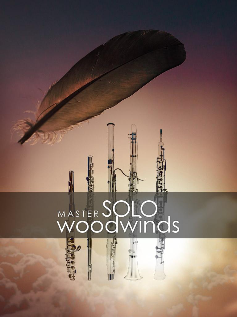 Master Solo Woodwinds Bundle