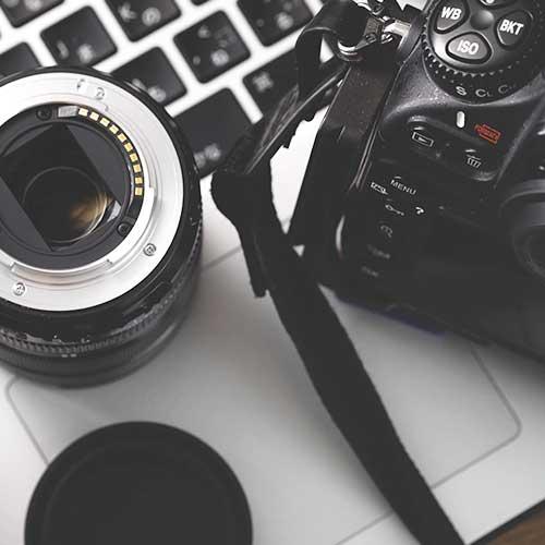 Cameras & Gear Image