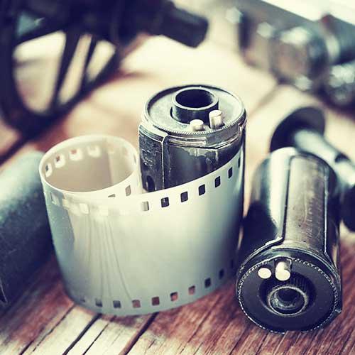 film processing Image