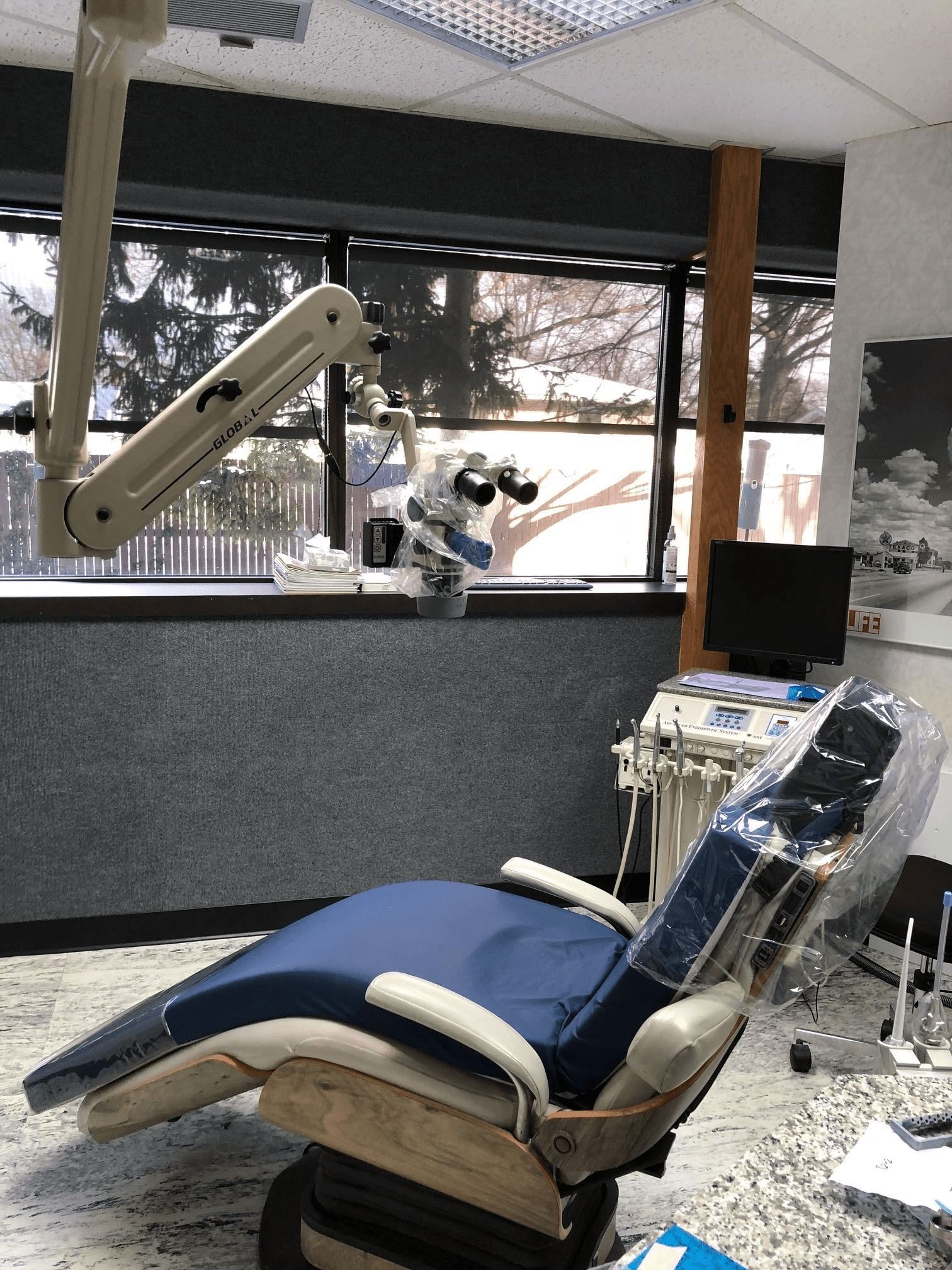 Operatory with a Window