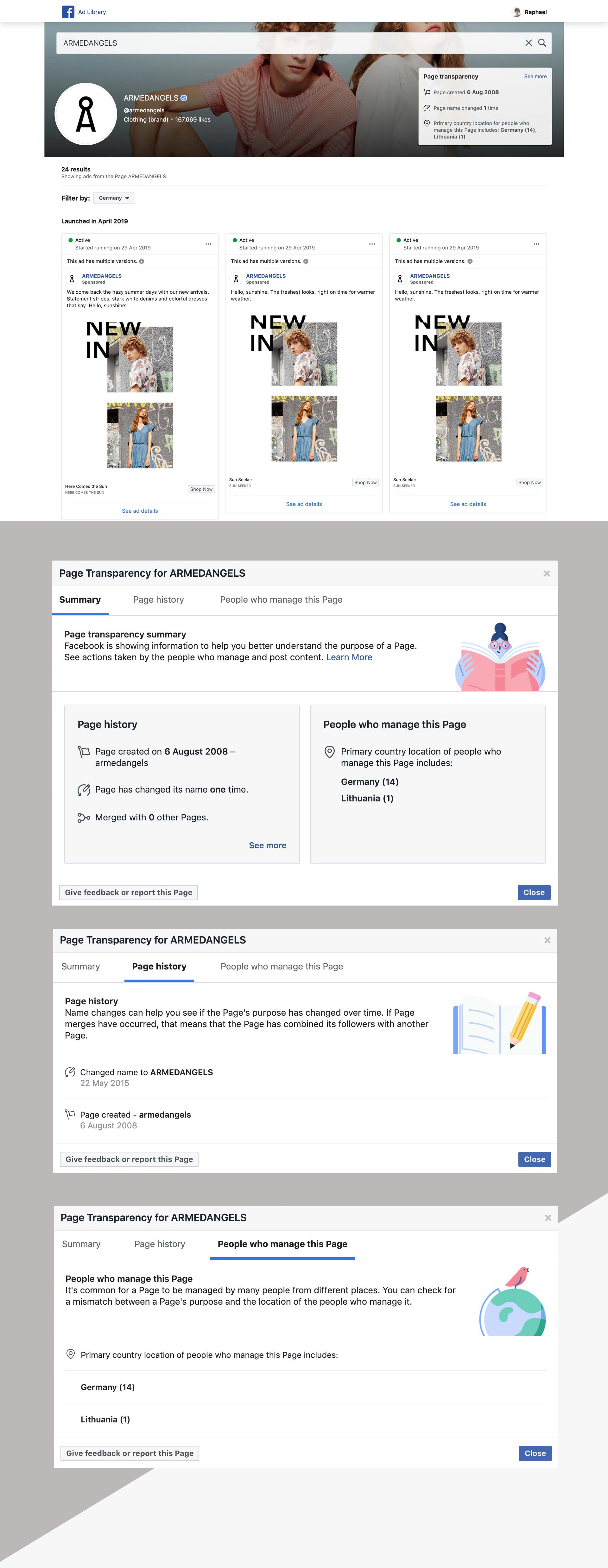 The secret facebook search engine – Tool Tip