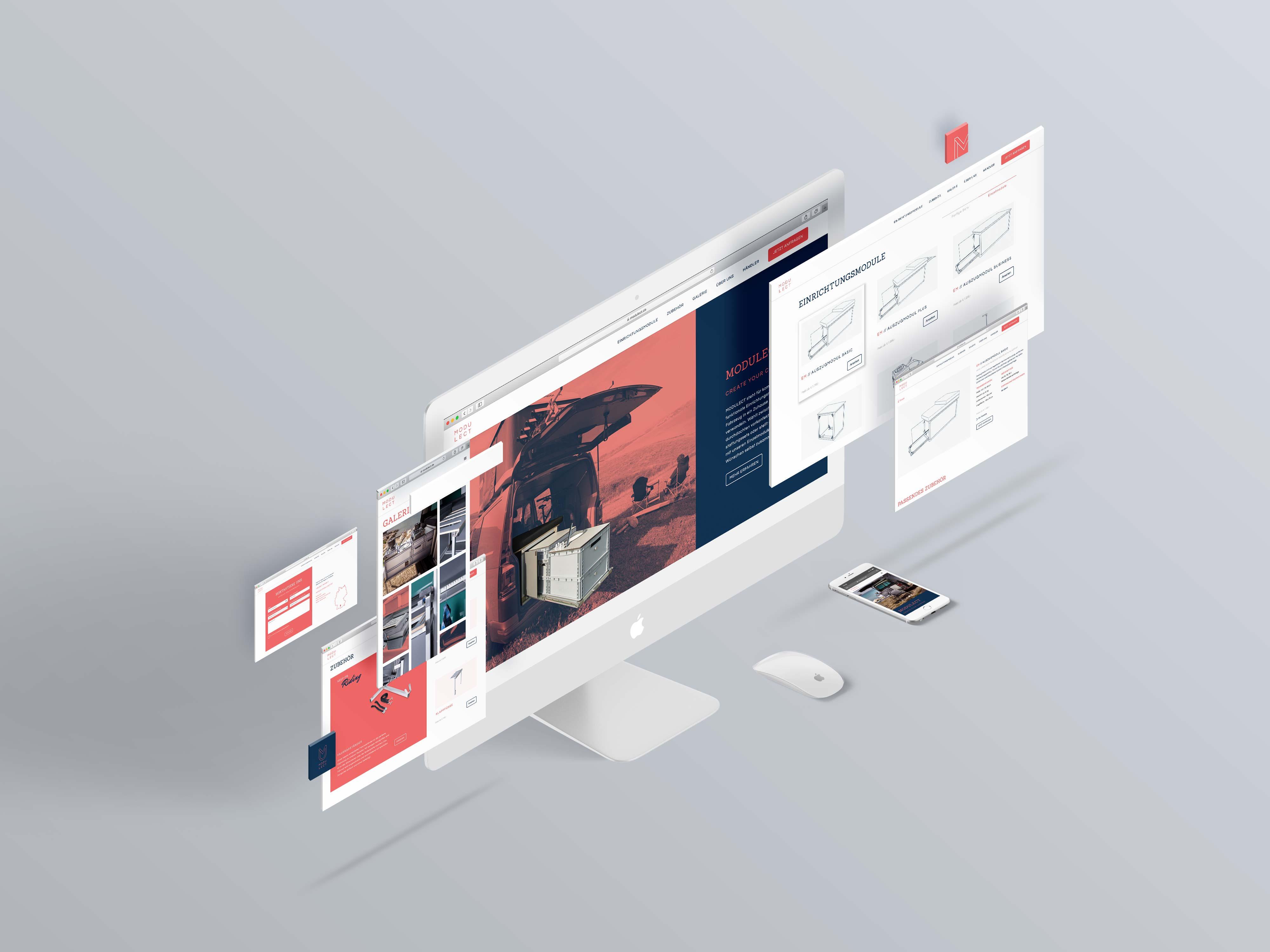Modulect Website