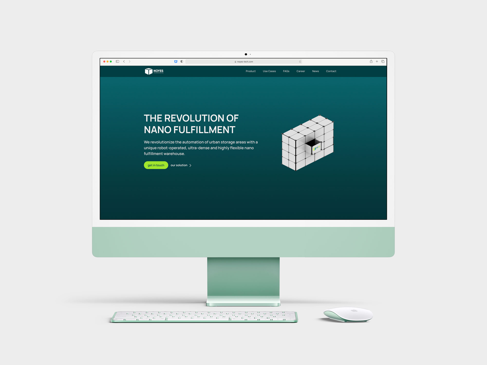 NOYES Website