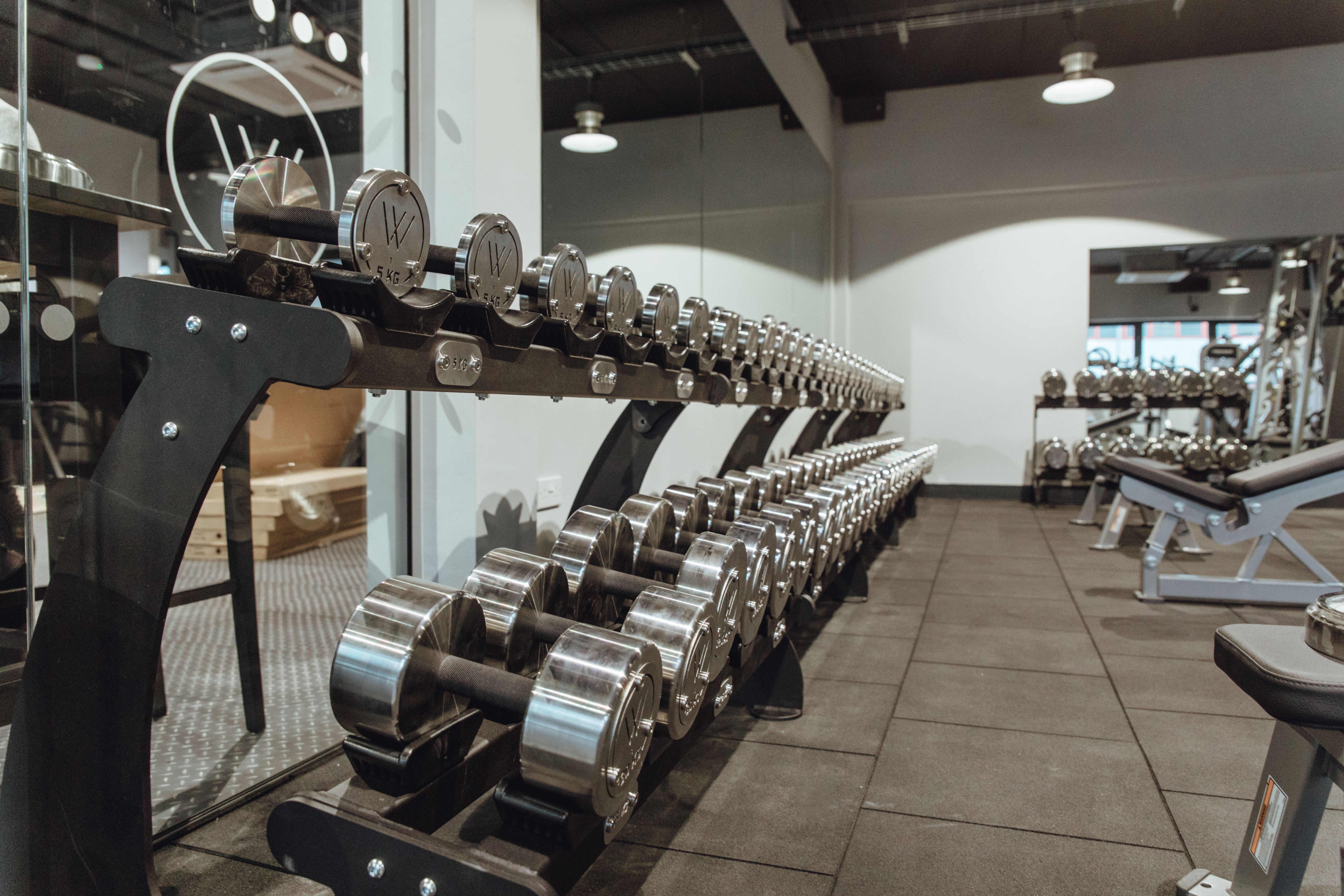 The Warehouse Gym | The Facility