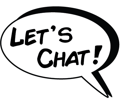 Ready to get started? Chat with our team