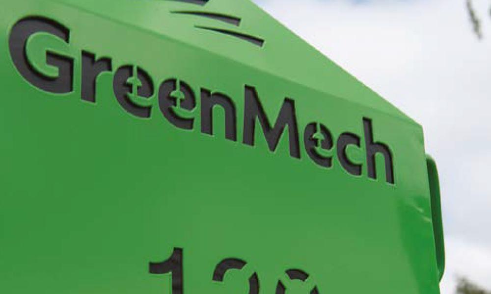 GreenMech Holzhäcksler QuadChip 160
