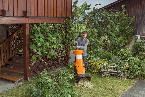 Stihl Gartenhäcksler