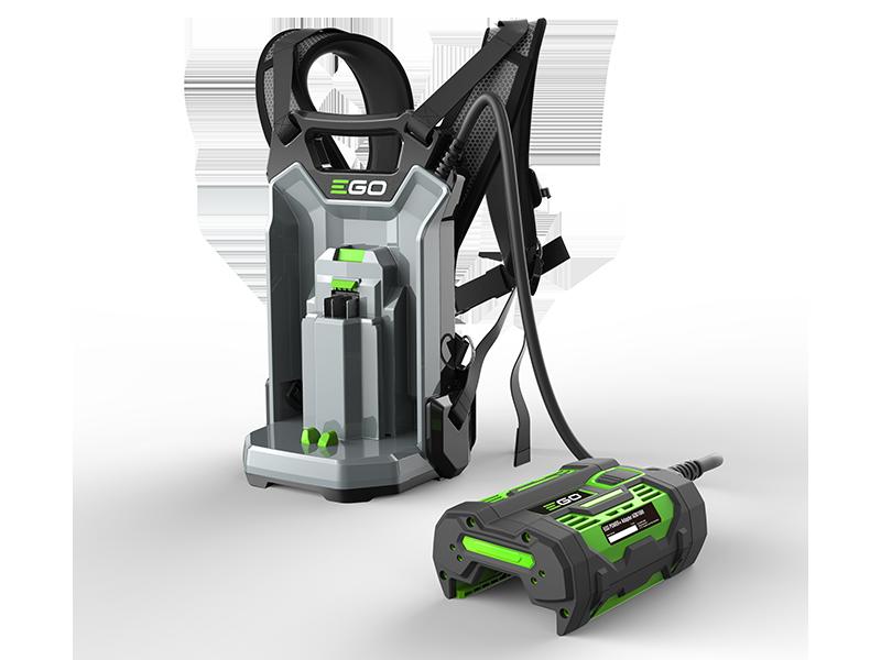EGO Power Rückentragevorrichtung für auswechselbare  Arc Lithium Akkus BH1000
