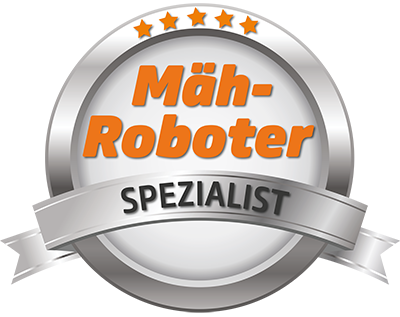 Mähroboter Service Logo