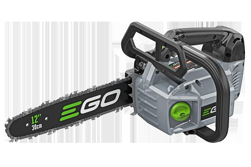 EGO Power CSX 3000 Top-Hand Kettensäge für Baumpflegearbeiten