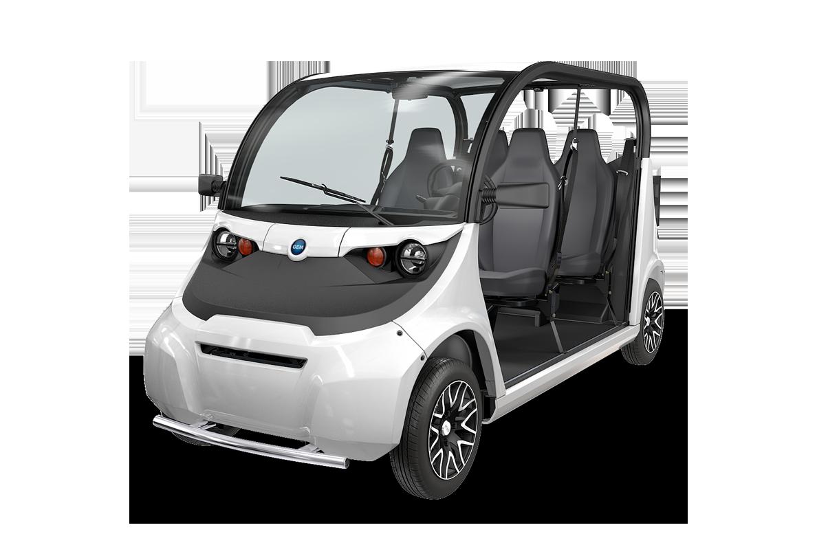 GEM Personentransport mit voll elektrischem Antrieb