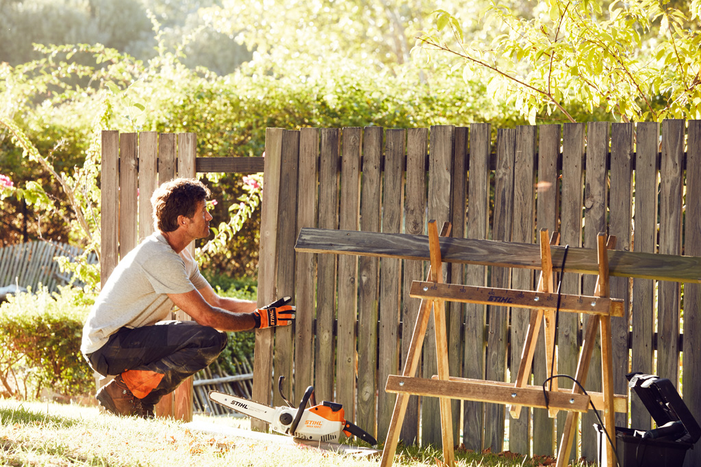 Baumaßnahmen an Haus und Hof