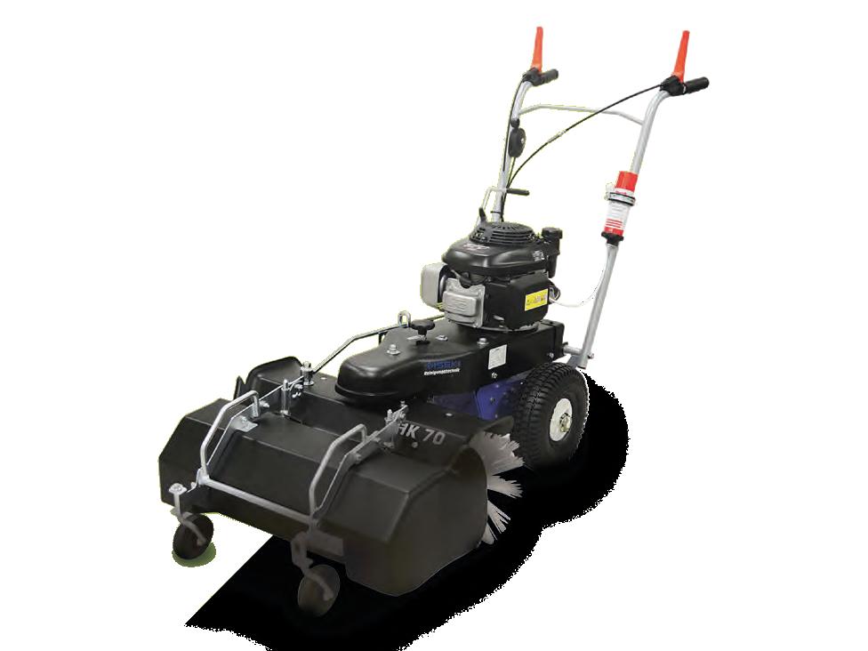 Kehrmaschine HK 70 ECO