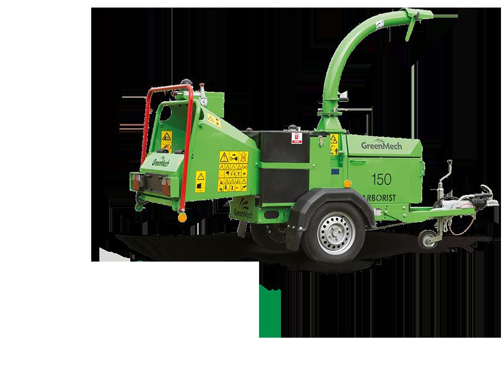 GreenMech ARBORIST 150 D