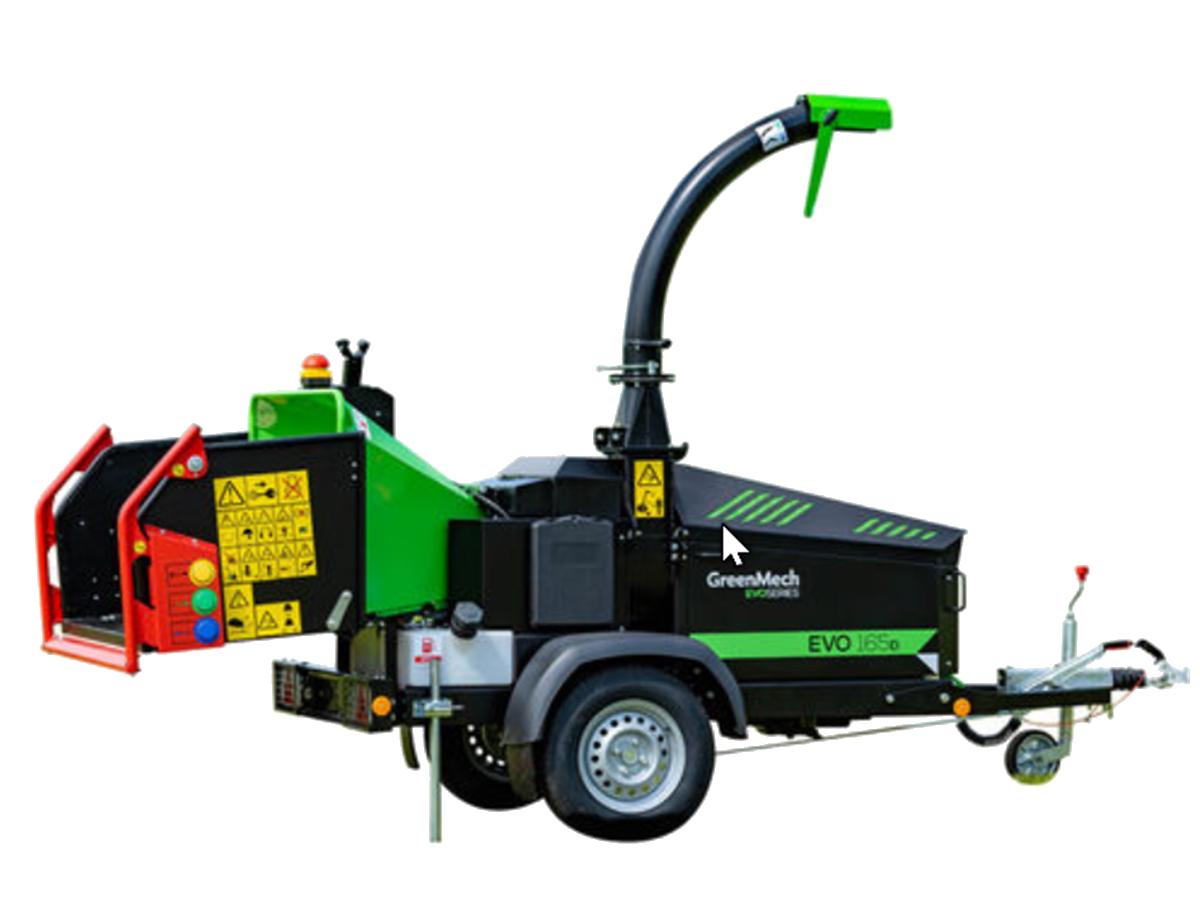 GreenMech EVO 165 D - NEU