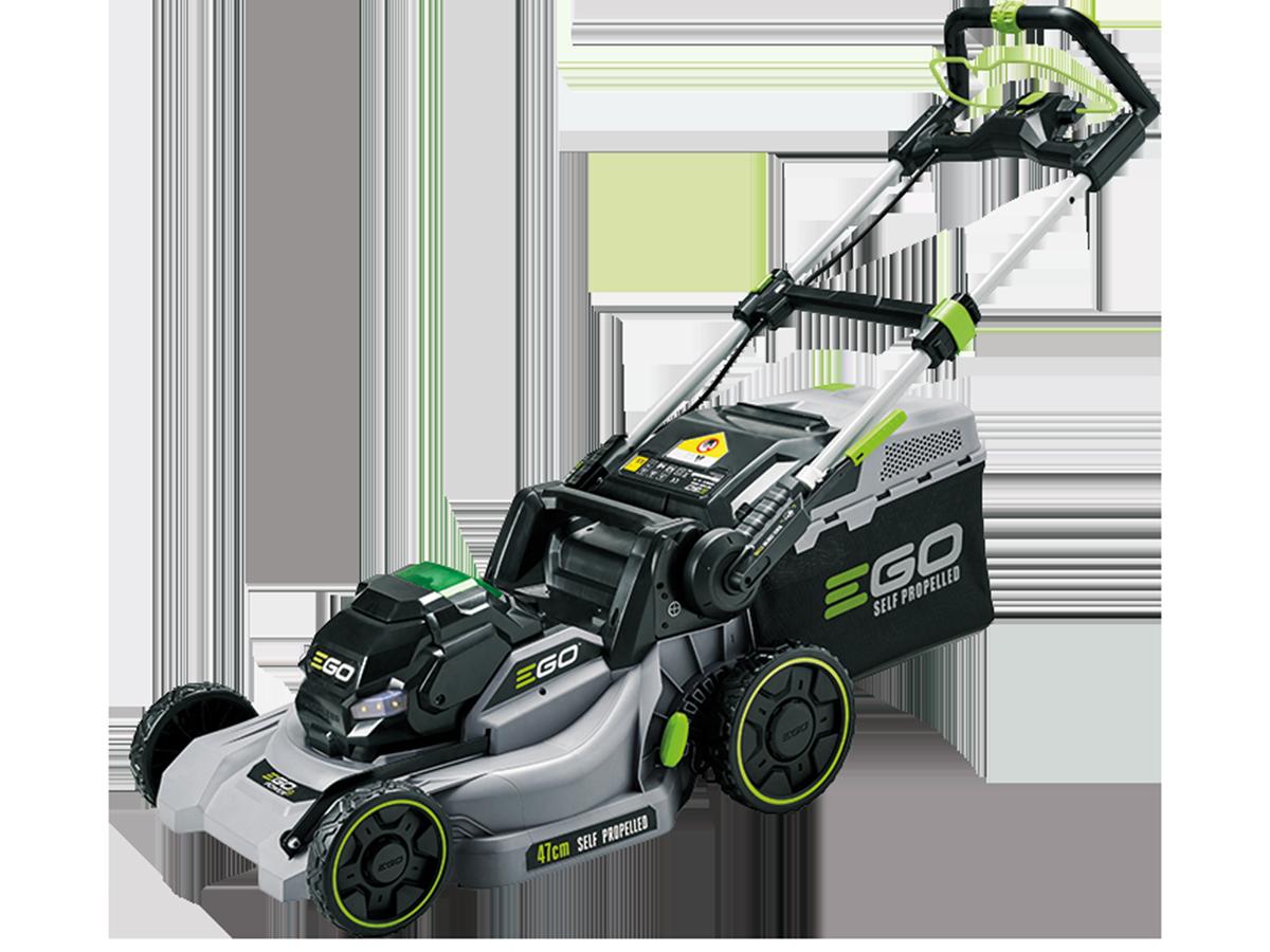 Akku Rasenmäher LM1903E-SP Kit - für Rasenflächen bis 800 m², Radantrieb