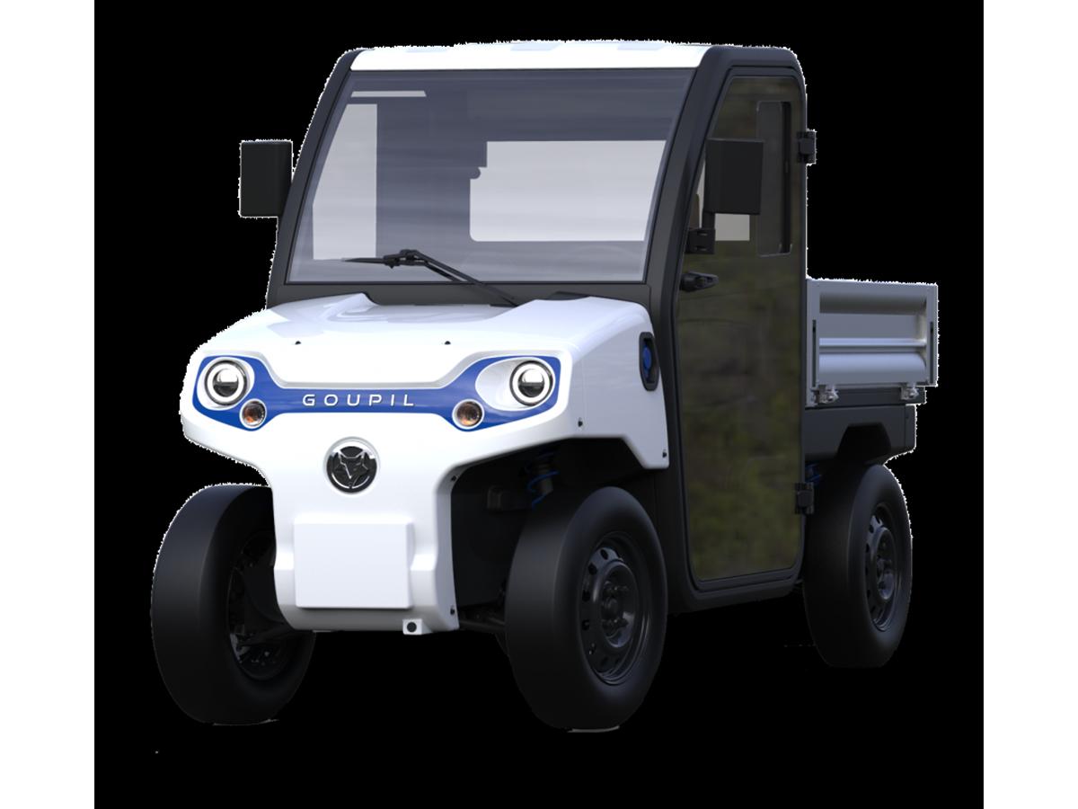 Goupil G2 Elektro-Nutzfahrzeug