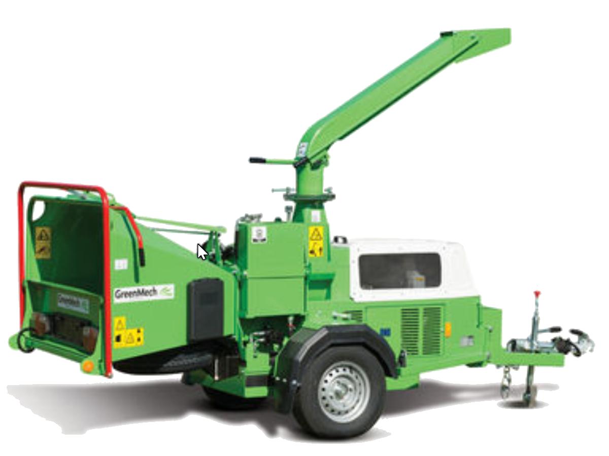 GreenMech ARBORIST 19-28/270 K