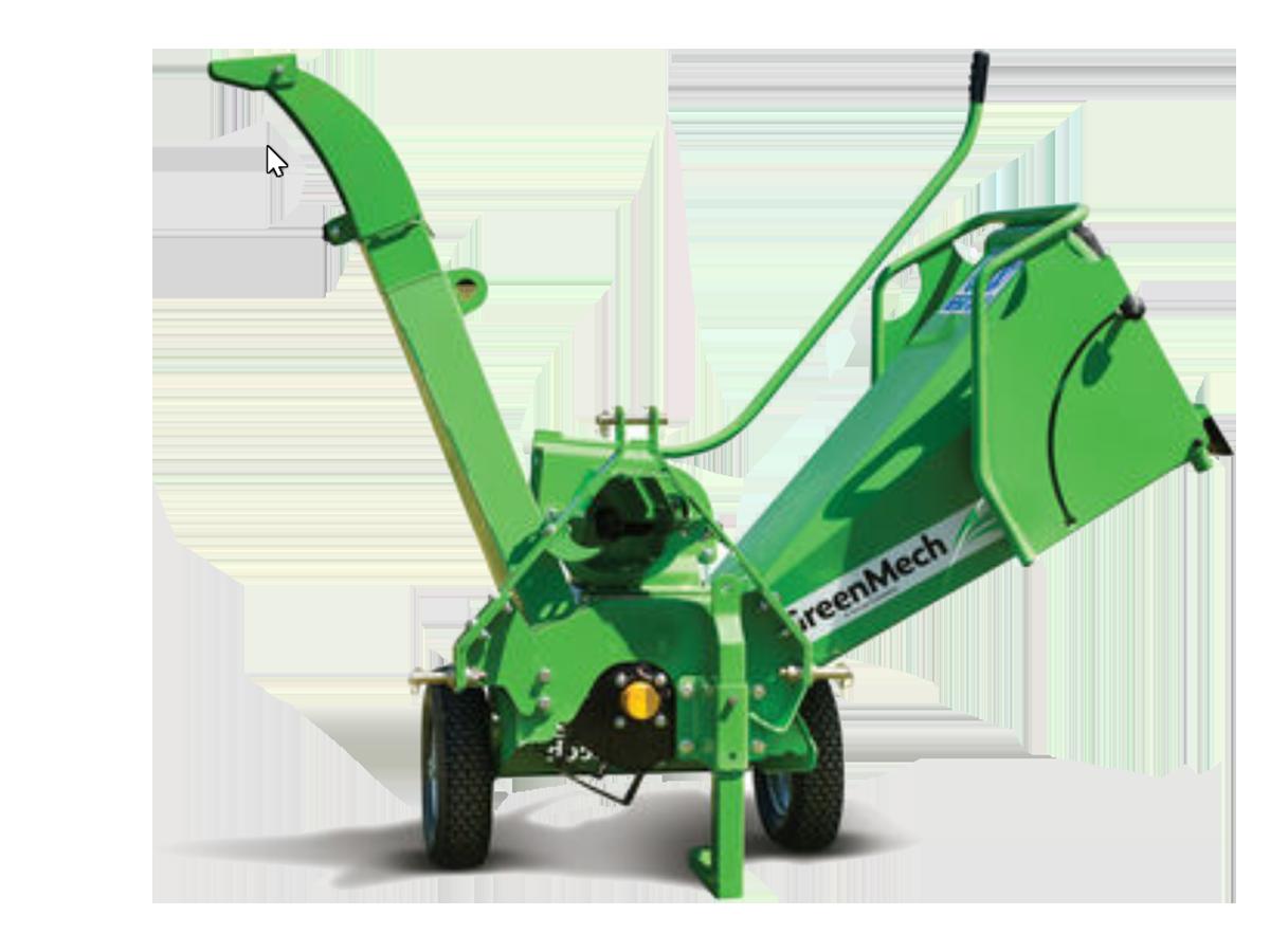 GreenMech Häcksler CS 100 TMP