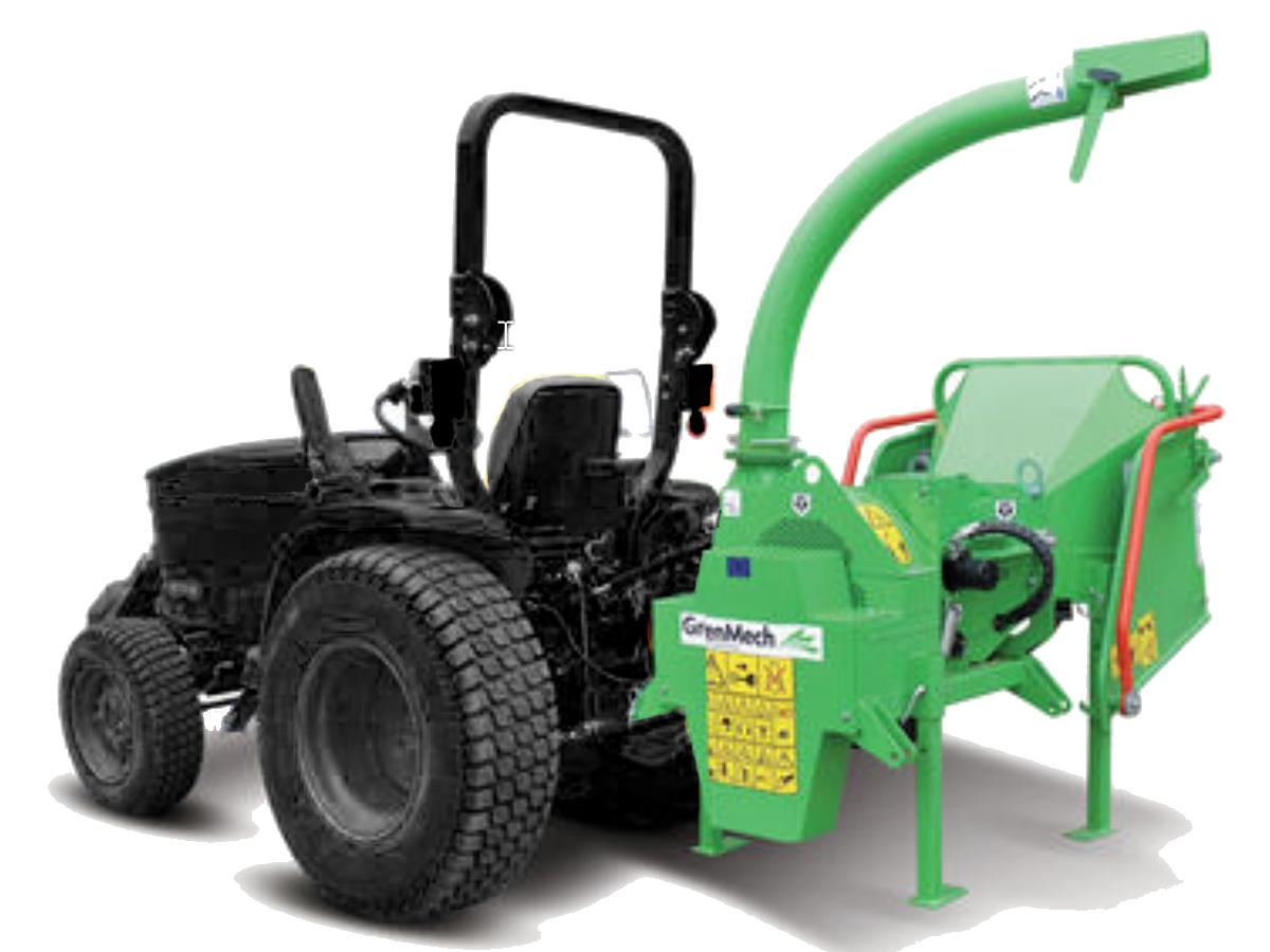 GreenMech ECO 150 TMP / HYD