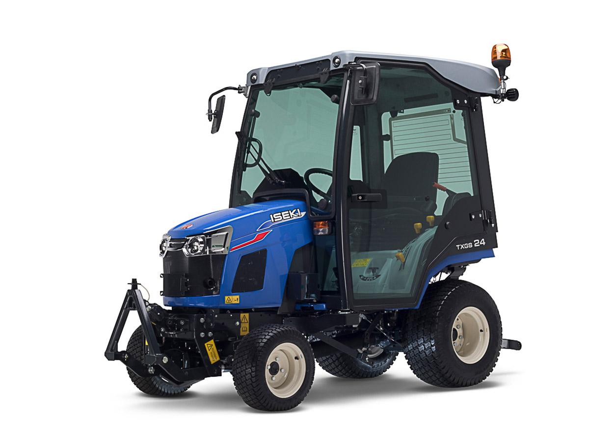 Traktor ISEKI TXGS 24 Allrad