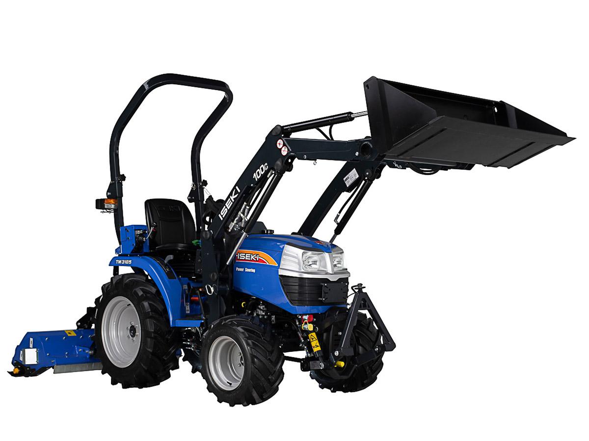 Traktor ISEKI TM 3185 Allrad