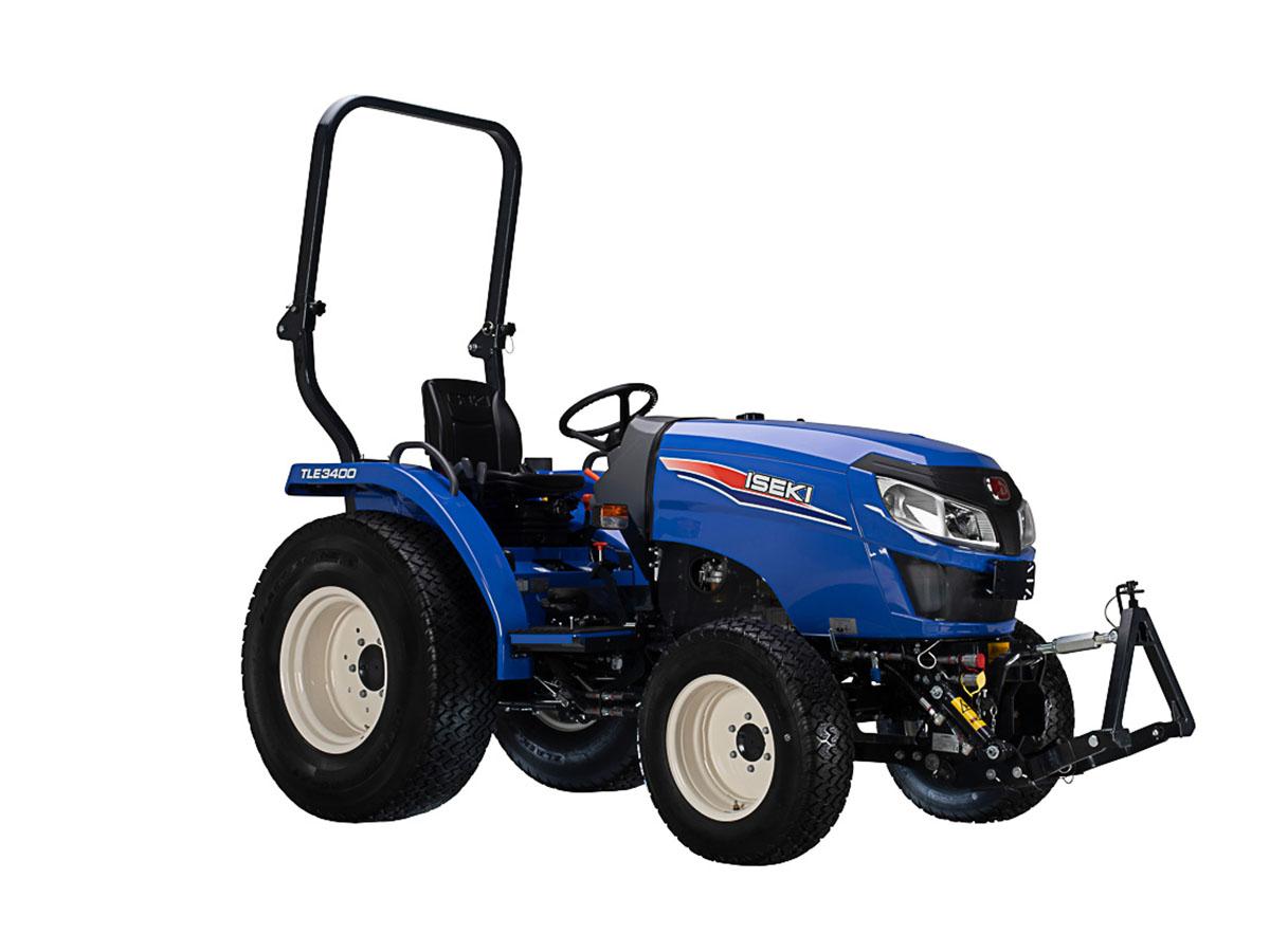Traktor ISEKI TLE 3400