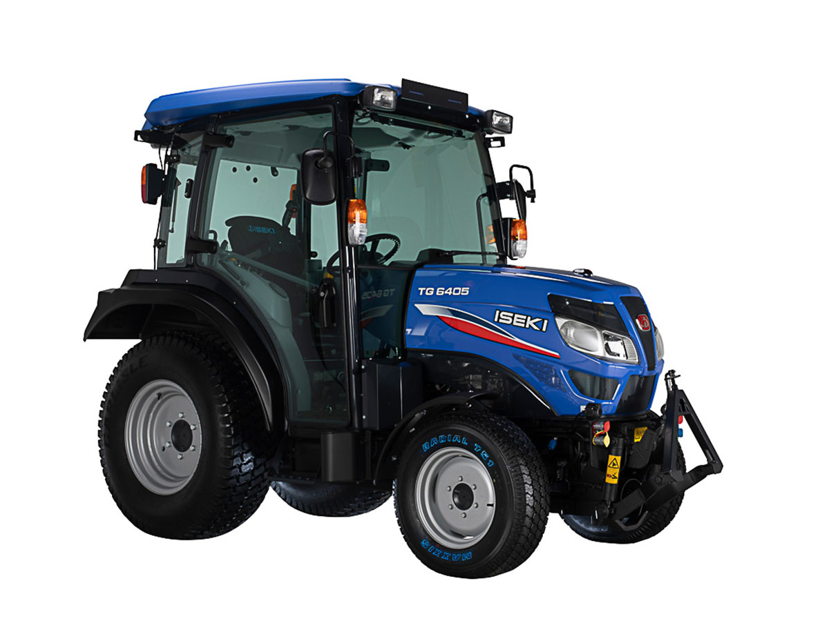 Traktor ISEKI Serie TG 6