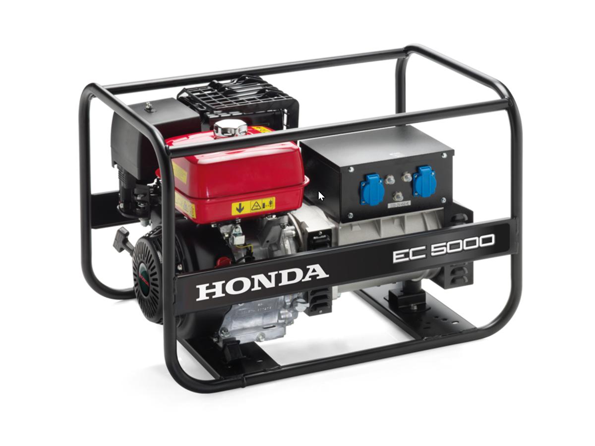 Honda Stromerzeuger EC 5000