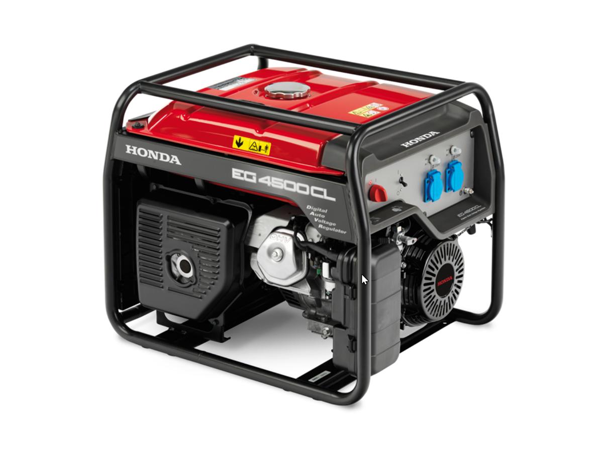 Honda Stromerzeuger EG 4500 CL