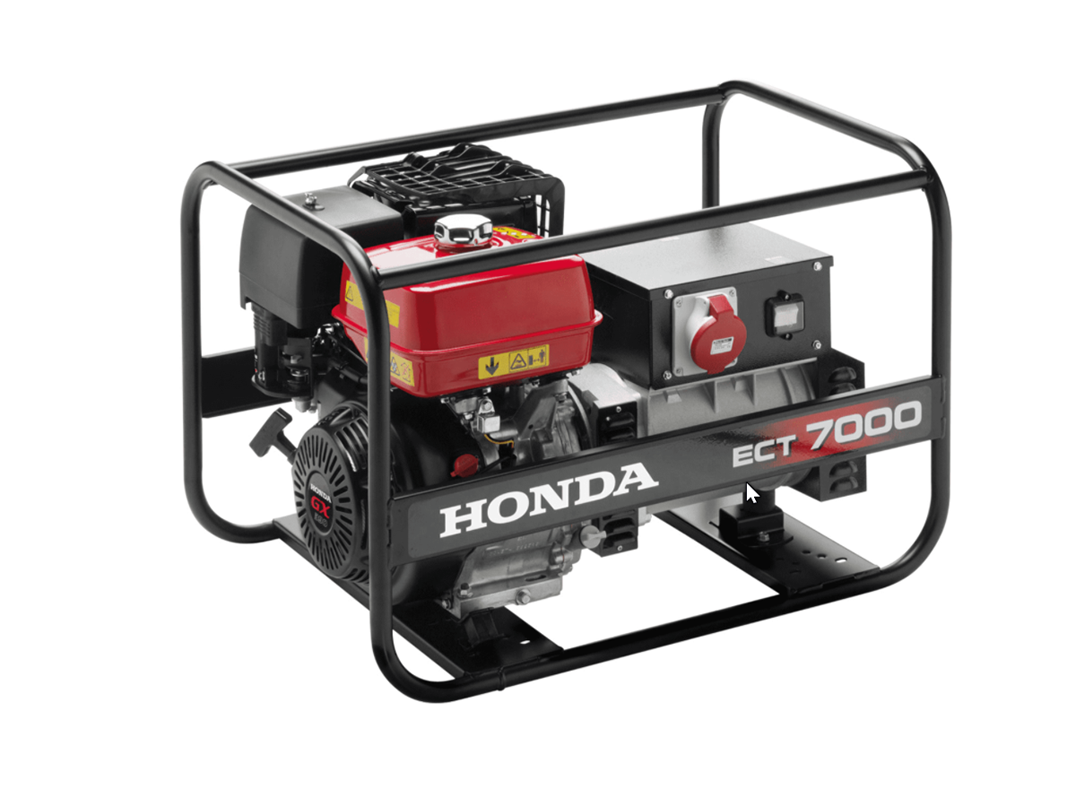 Honda Stromerzeuger ECT 7000 P