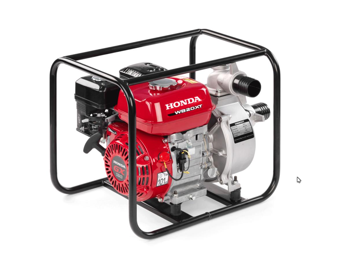 Honda Wasserpumpe WB 20