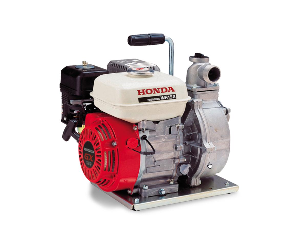 Honda Wasserpumpe WH 15 X