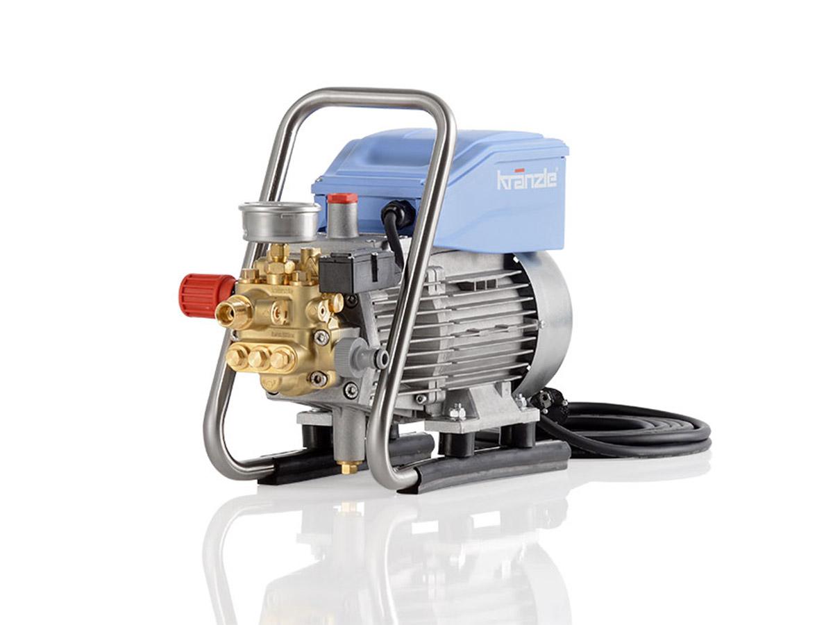 Hochdruckreiniger HD 10/122 TS
