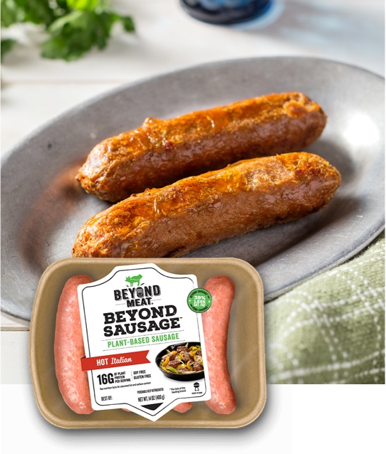 Beyond Sausage® Hot Italian