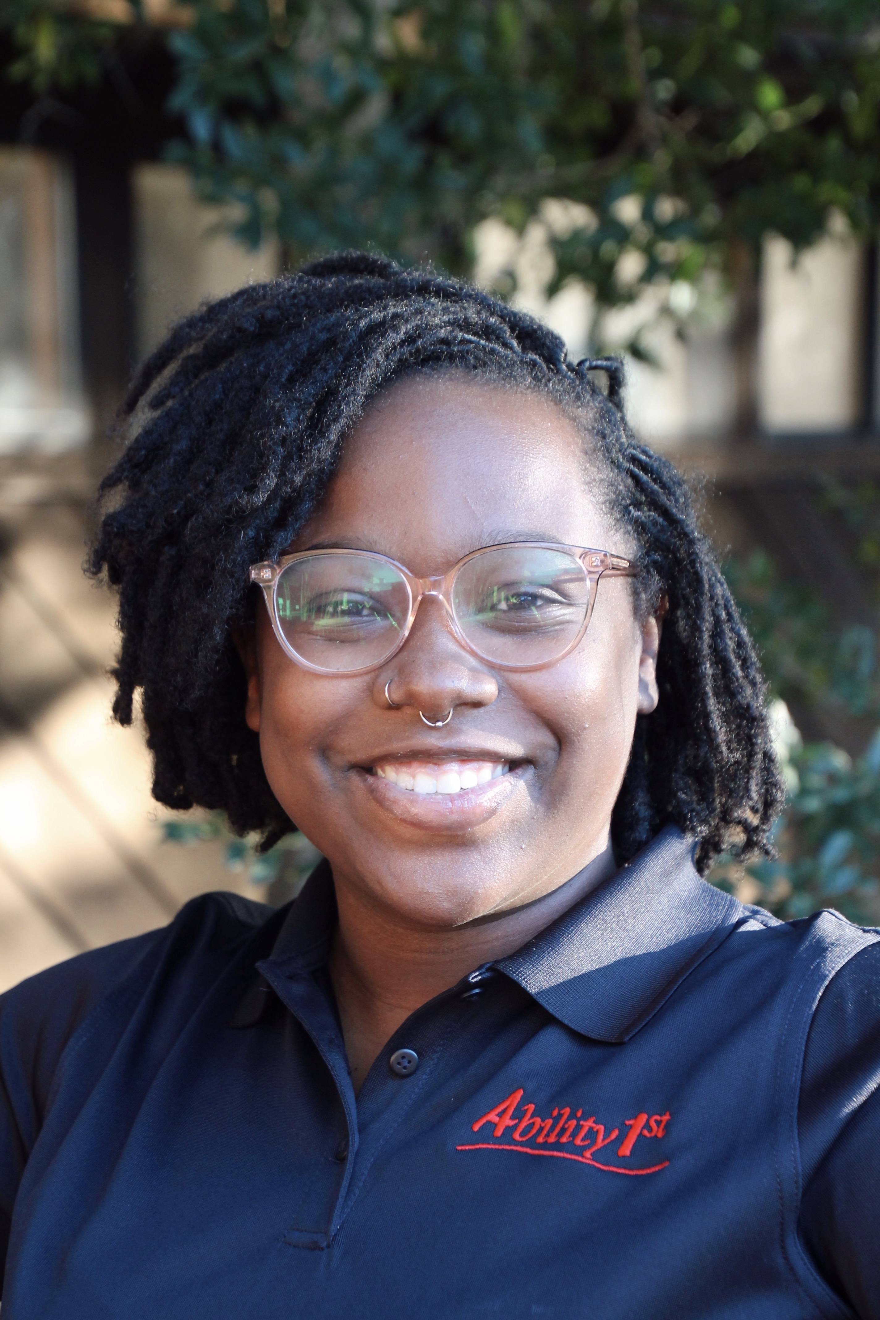 Photo of Erica Dixon, Ability1st Street Outreach Specialist