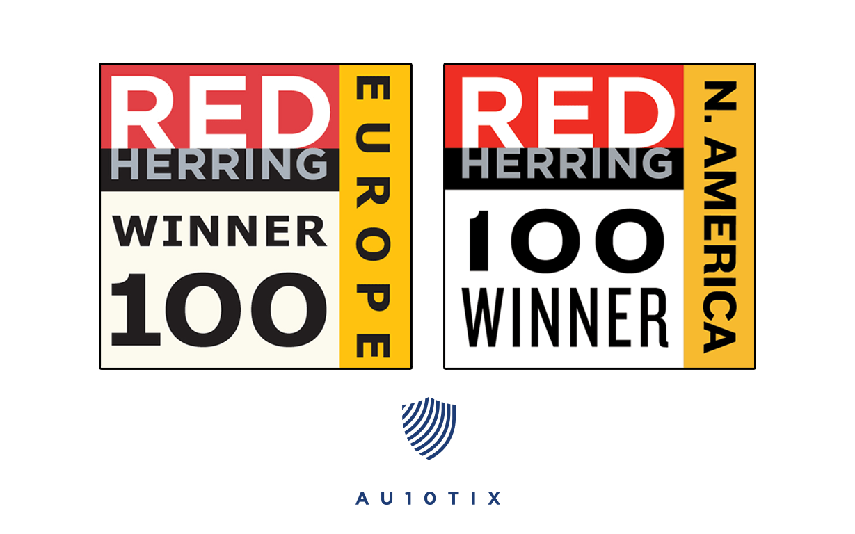 AU10TIX Selected For 2019 Red Herring Top 100