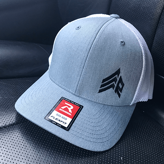 SGT Ritter Fitted Hat w/ Logo
