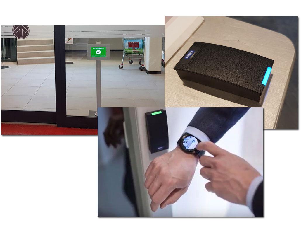esempi controllo accessi