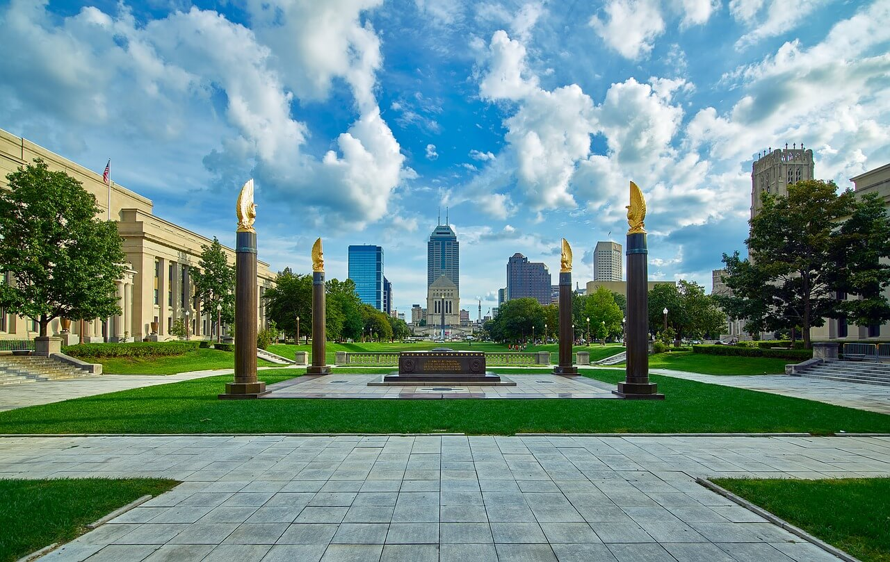 Employment in Indianapolis, Indiana