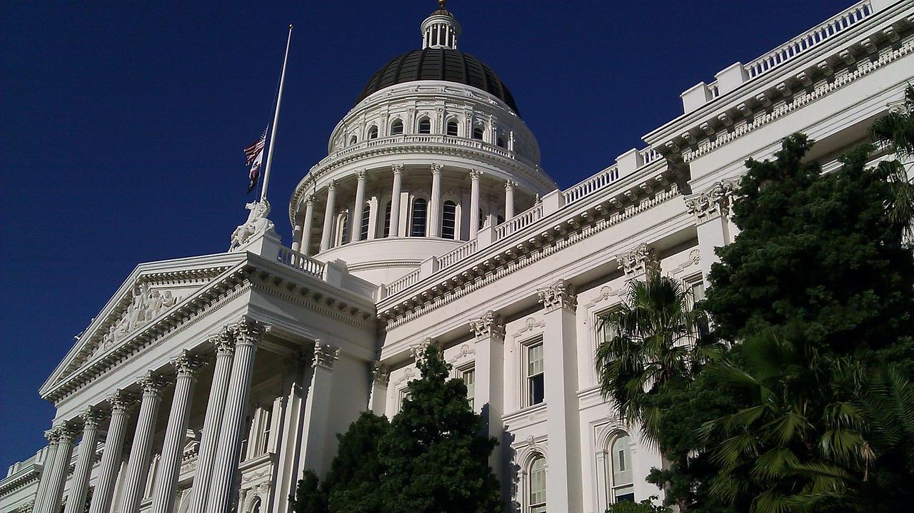 Employment in Sacramento, California